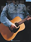 The Folksongs Book: 133 Songs from Around the World (Easy Guitar)