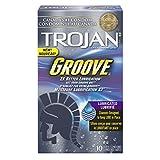 Trojan Groove Condoms