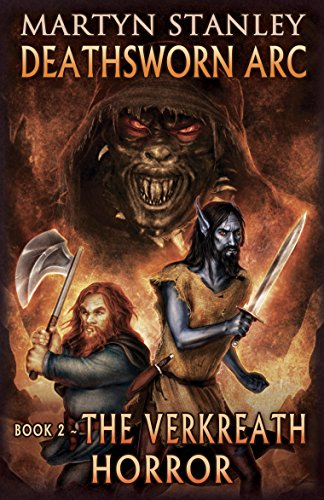 The Verkreath Horror (Deathsworn Arc Book 2)