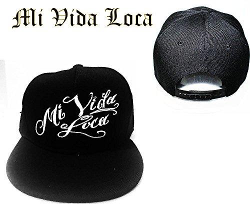 CCS MI Vida Loca Black Snapback Baseball Hat Limited - Sunglasses Ccs