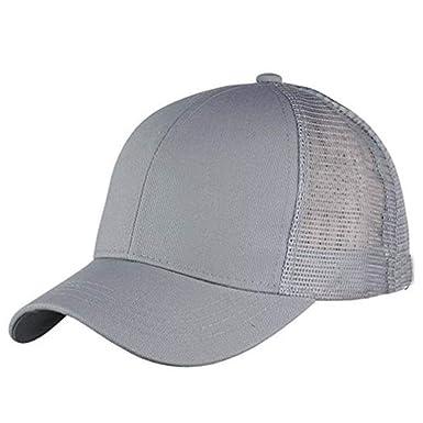 SamMoSon, 2019 Gorras Beisbol, Hombres Beret de Algodón Plano Tapa ...