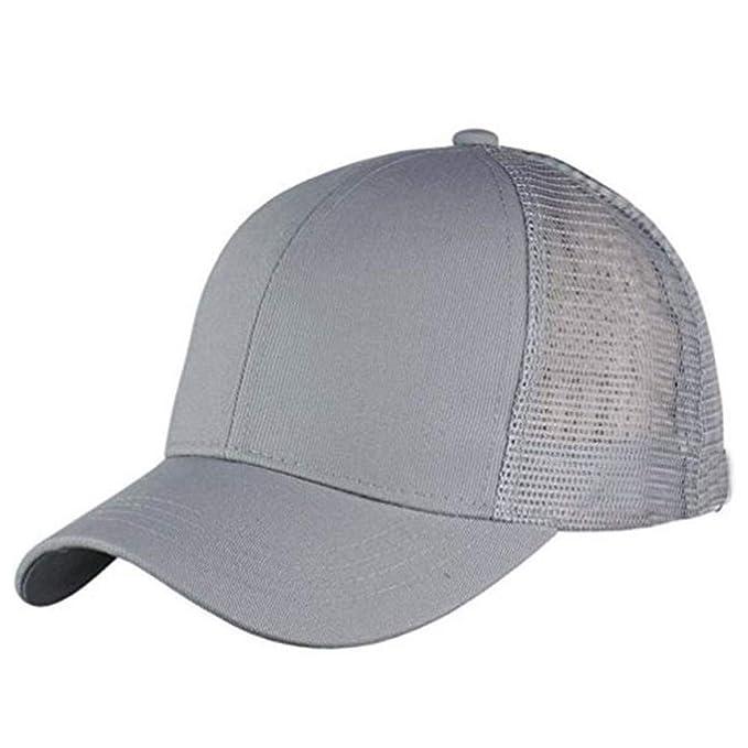 SamMoSon,2019 Gorras Beisbol,Hombres Beret de Algodón Plano Tapa Newsboy Hat Otoño Verano Sombrero: Amazon.es: Ropa y accesorios