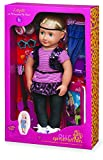 Our Generation 18-inch Layla Doll without Book by ToyMarket