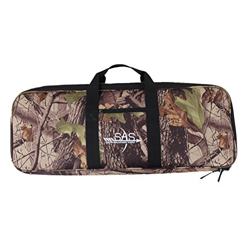 Southland Archery Supply SAS Recurve Takedown Bow Case (Camo) (Recurve Accessories Bow)