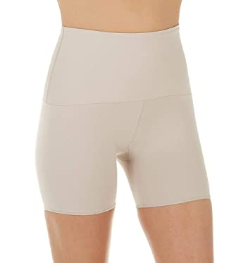 e22f49927d Leonisa ActiveLife Moderate Compression Power Forward Shaper High-Waisted  Short Athletic Shorts for Women at Amazon Women s Clothing store