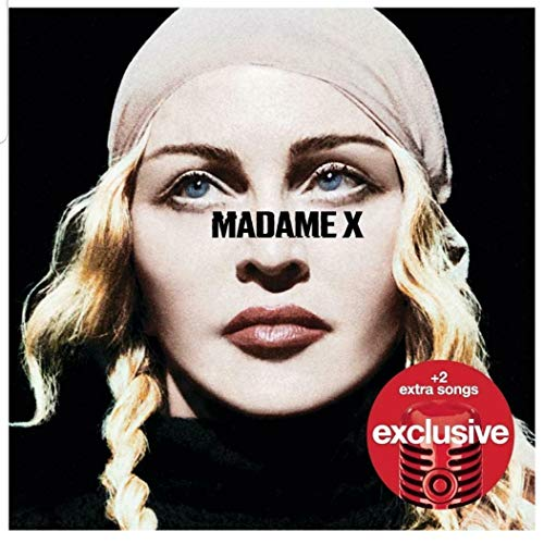Madame X (Deluxe) (Target Exclusive) cover