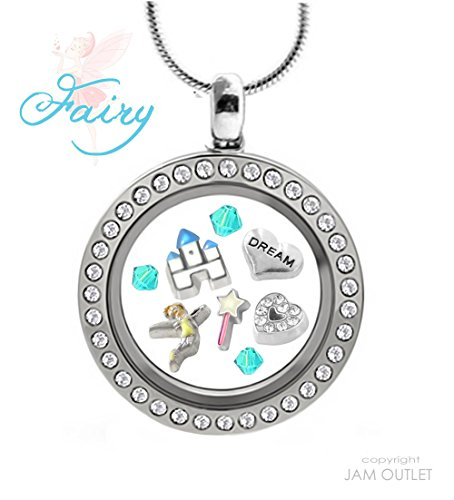 Tinkerbell Locket - 9