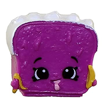 amazon shopkins season 3 3 013 purple lana banana bread 並行輸入