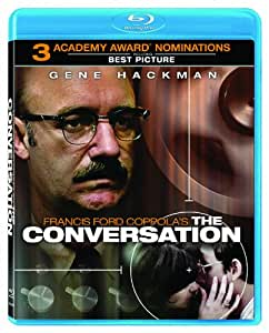 NEW Hackman/cazale/garfield - Conversation (Blu-ray)