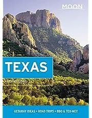 Moon Texas: Getaway Ideas, Road Trips, BBQ & Tex-Mex