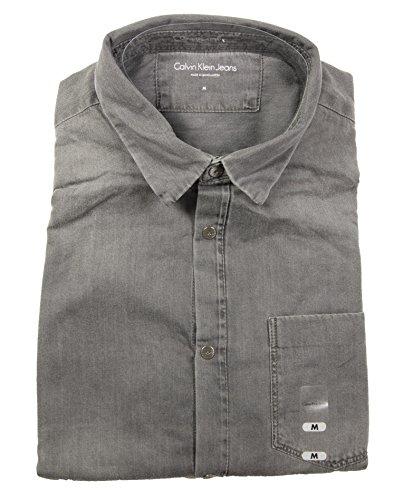 Button Up Cotton Jeans - 7