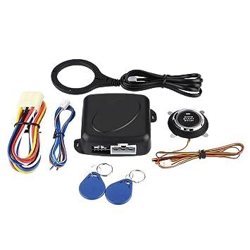 Amazon.com: Universal 12V RFID Lock Ignition Starter Alarm ...