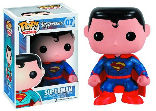 Funko The New 52 Version Pop Heroes Superman
