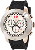 """Mulco Unisex MW2-6313-021 """"Prix"""" Stainless Steel Casual Watch"""