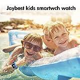 bohongde Kids Smartwatch Waterproof with SOS Camera