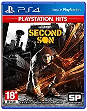 Sony INFAMOUS Second Son PlayStation Hits, PS4