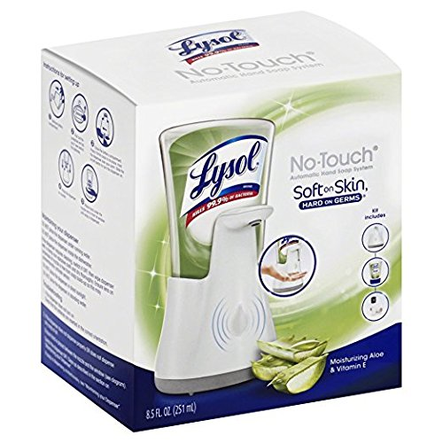 Lysol No Touch Hand Soap Refill - 9