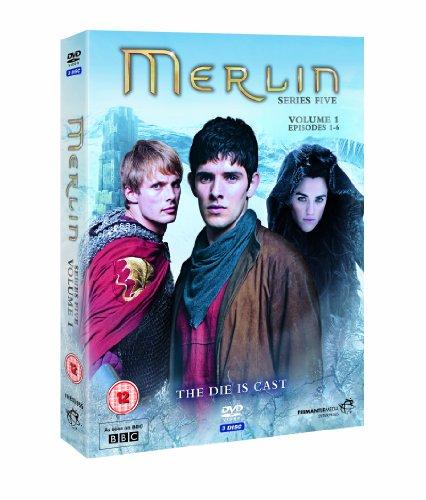 Merlin: Season Five, Volume 1 [Region 2 - Non USA Format] [UK Import] (Merlin Season Five compare prices)