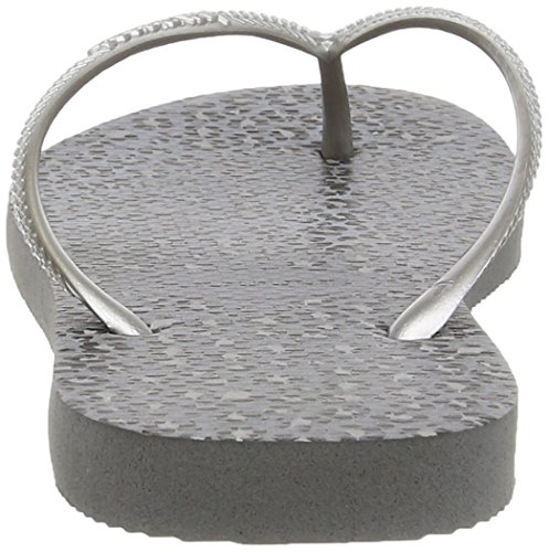 steel Mujer Para Havaianas Gray Animals Chanclas Slim Gris nqYBBag8w
