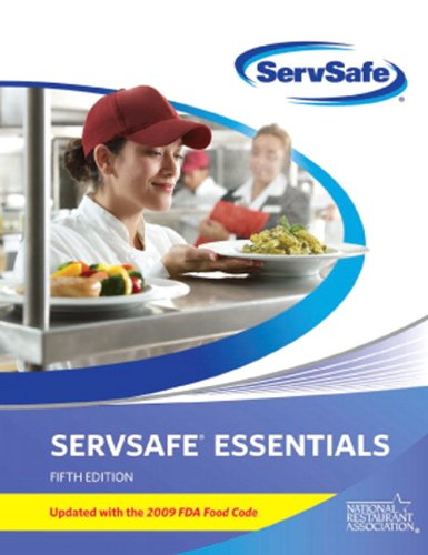ServSafe Essentials 5th Edition with Online Exam Voucher,...