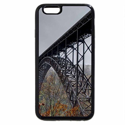 iPhone 6S / iPhone 6 Case (Black) High Rise Bridge