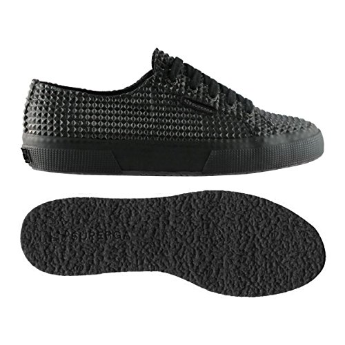 Scarpe Le Superga - 2750-plus Rbrpyramidu TOTAL BLACK
