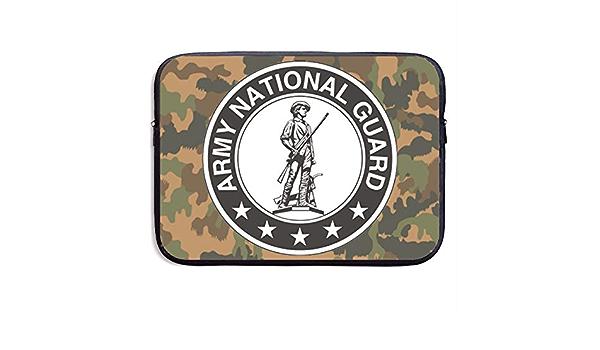 National Guard Notebook Bags Zipper Laptop Bag 13 Inch Laptop Sleeve Case Bag Computer Bag S.C