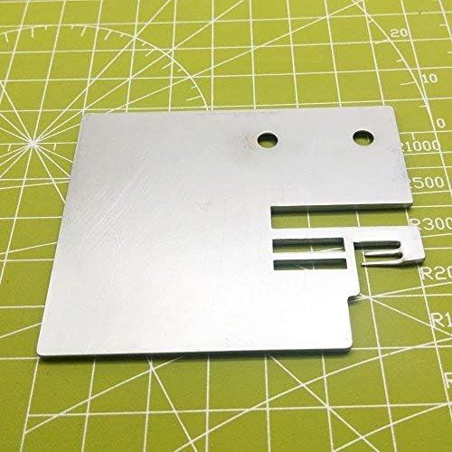 YICBOR 141000237 - Placa de aguja para máquina de coser para ...