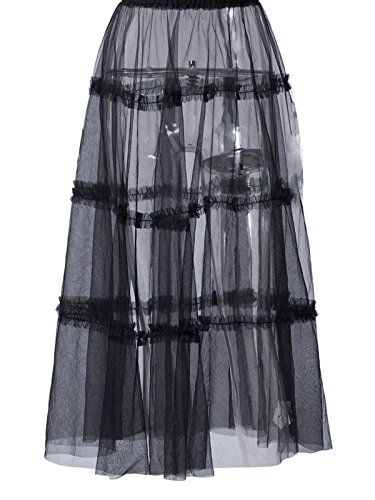 Womens Embroidered Skirt Set - 7