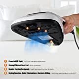 Housmile Anti-Dust Mites UV Vacuum Cleaner with Advanced HEPA Filtration and Double Powerful Suctions Eliminates Mites, Bed Bugs and Allergens for Mattresses, Pillows, Cloth Sofas, and Carpets