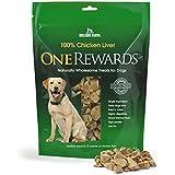 One Rewards Chicken Liver Freeze Dried Dog Treats, 20-Ounce