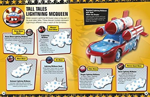 Ultimate Sticker Collection: Disney Pixar Cars (Ultimate Sticker Collections) by DK Publishing Dorling Kindersley (Image #5)