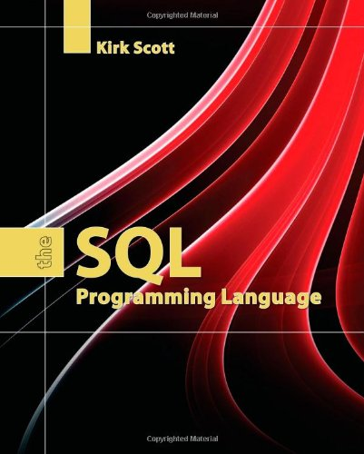 The SQL Programming Language by Brand: Jones Bartlett Publishers