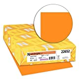 "Neenah Astrobrights Color Paper, 8.5"" x 14"", 24"