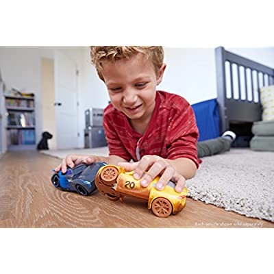 Disney Pixar Cars 3 Race & 'Reck Cruz Ramirez Vehicle: Toys & Games