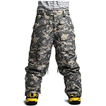 SOUTH PLAY Mens Premium Waterproof Ski SnowBoard Wear Pants Trousers COLLECTION