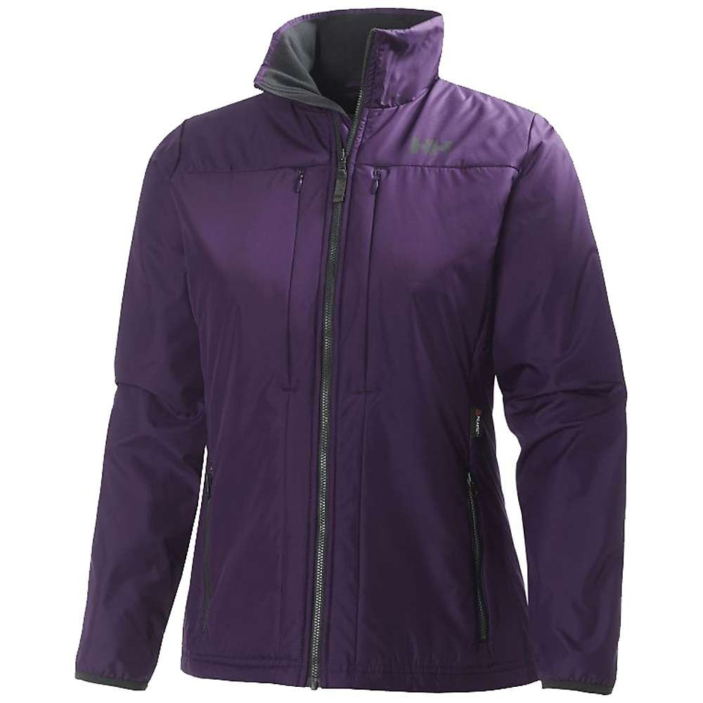 Helly Hansen Regulate Midlayer Jacket - Women's Violet Large