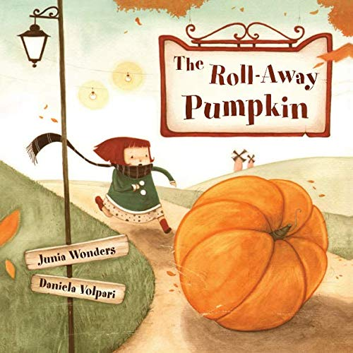 (The Roll-Away Pumpkin)
