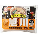 藤原製麺 ラーメンの街旭川ガラ味醤油 112g
