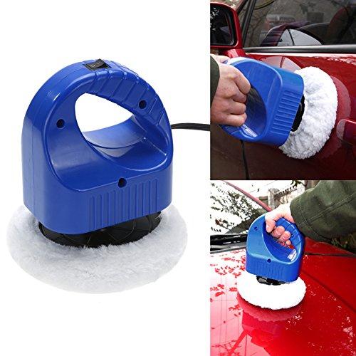 WinnerEco 12V Portable Car Auto Polisher Car Wax Polishing Machine by WinnerEco (Image #1)