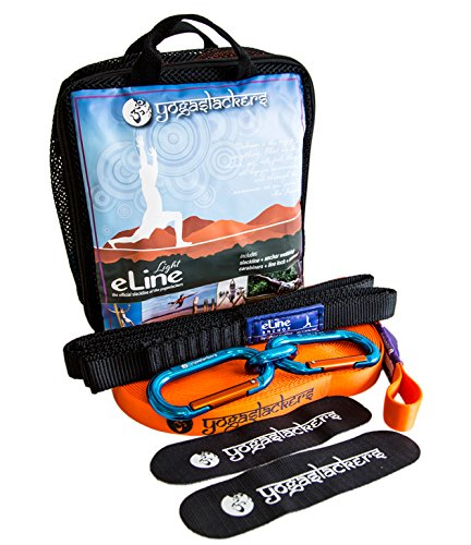 Slackline Industries Yogaslackers E-Line Elite 50 Foot by Yoga Slackers