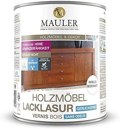 Mauler Renovación barniz barniz para muebles de madera ...