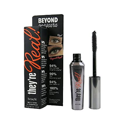 ac9d9503bce Image Unavailable. Image not available for. Color: Benefit They're Real  Mascara