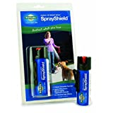 SprayShield ANIMAL DETERRENT Citronella Spray - ALTERNATIVE for Dangerous Spray