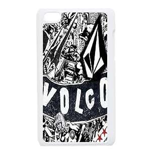 iPod Touch 4 Phone Case White Volcom BFG109143