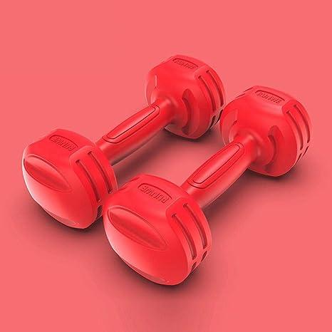 KEYINUO Dumbbells Ladies Fitness Equipment Home Un par de Hombres ...