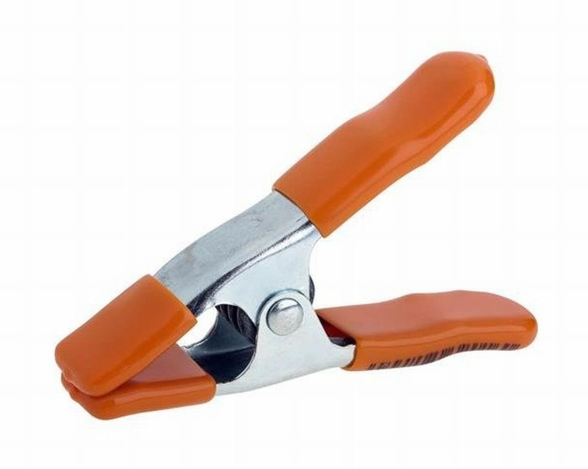 Pony Tools 3202-HT 6 Pack 2in Spring Clamp, Orange by Pony Tools