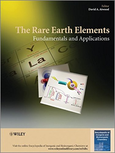 The Rare Earth Elements: Fundamentals and Applications