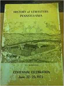 Pennsylvania County Histories