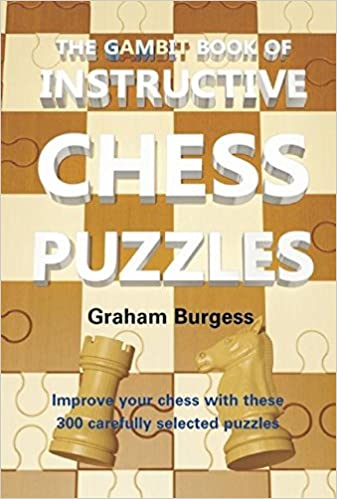 The Gambit Book Of Instructive Chess Puzzles Graham Burgess